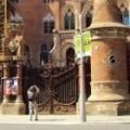 Art Nouveau Building Site - Hospital de Sant Pau