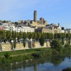 The beautiful historic city of Lleida - a great day trip or relaxing weekend break from Barcelona