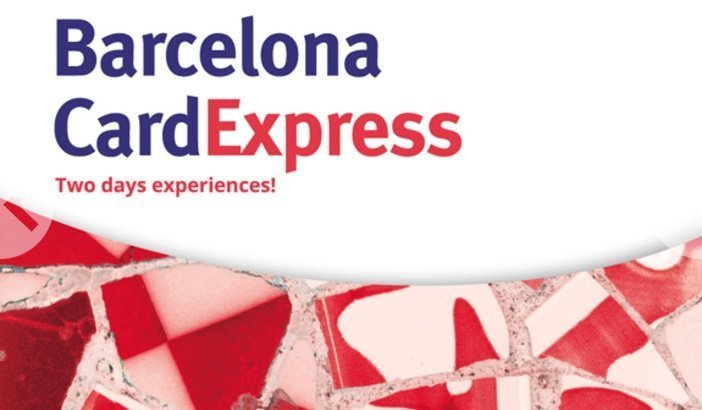 Barcelona Card, 2 day travel pass and discount card