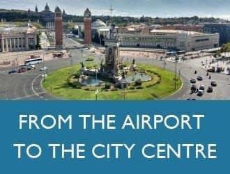 Barcelona airport transfer image