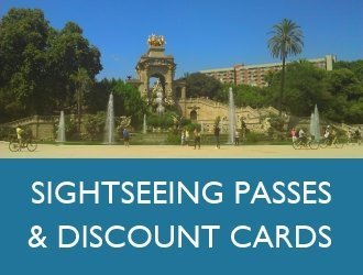 Barcelona discount cards and sightseeing passes image